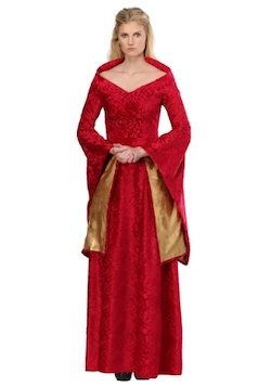GOT Cersei Queen Costume
