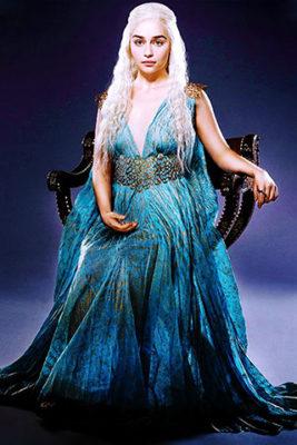 Game of Thrones Daenerys Targaryen Costumes