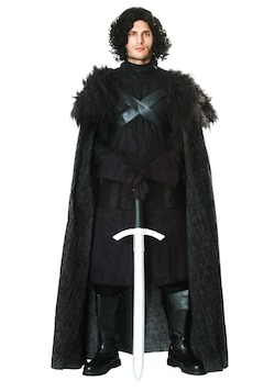 Game of Thrones Ned Stark Costume Warden of the North