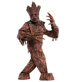 Guardians of the Galaxy Adult Groot Costume Reacher