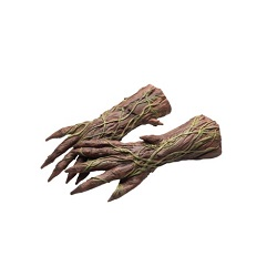 Deluxe Groot Costume Latex Hands
