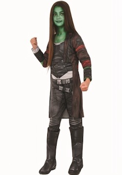 Guardians of the Galaxy Gamora costume for teens