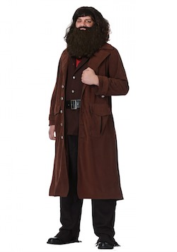 Deluxe Hagrid Costume Harry Potter
