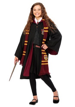 Harry Potter Deluxe Hermione Costumes