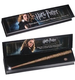 Harry Potter Hermione Illuminating Wand