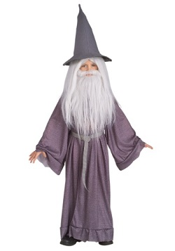 Lord of the Rings Gandalf Wizard Costume kids