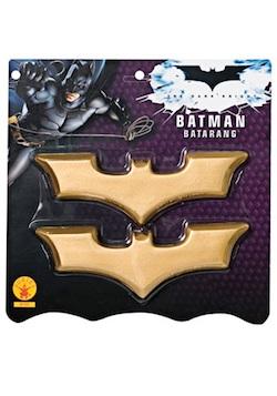 Lego Batman costume boomerangs