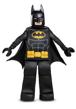 Lego Batman costume for kids