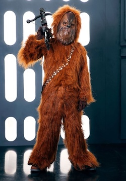 Star Wars Chewbacca Costumes - kids