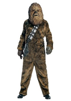 Star Wars Chewbacca Costumes - Adult