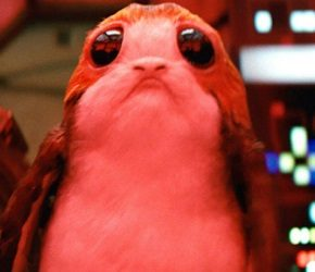 Star Wars The Last Jedi Porg Costume