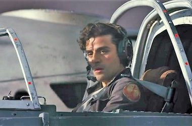 Star Wars the Last Jedi Poe Dameron Costume