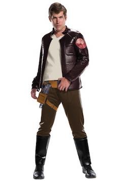 Star Wars The Last Jedi Poe Dameron Adult Costume