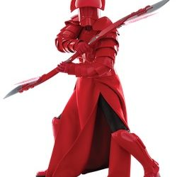 Star Wars The Last Jedi Snoke Praetorian Guard Costume