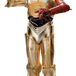 Star Wars Force Awakens C-3PO Costume for Kids