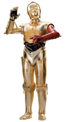 Star Wars Force Awakens C-3PO Costume for Kids