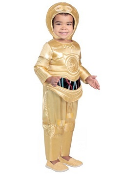Star Wars C-3PO Costume for Kids