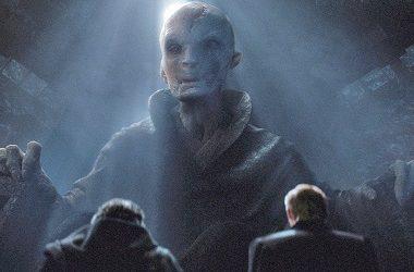 Star Wars The Last Jedi Snoke Costume