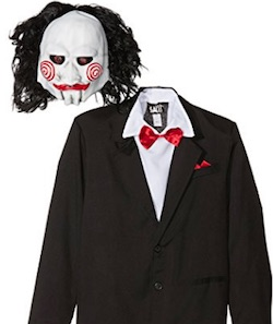Celebrity Costume Ideas Halloween 2017 - Jigsaw