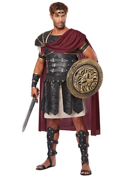 Celebrity Costume Ideas Halloween 2017 - Gladiator