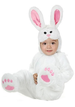 Easter Cute Bunny Costume ideas for kids