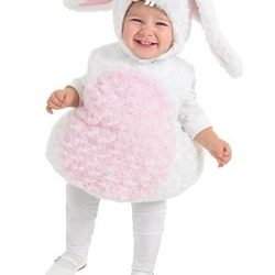 Easter Cute Bunny Costume for Kids