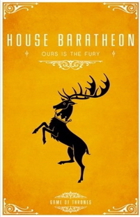 Game of Thrones Costumes House Baratheon