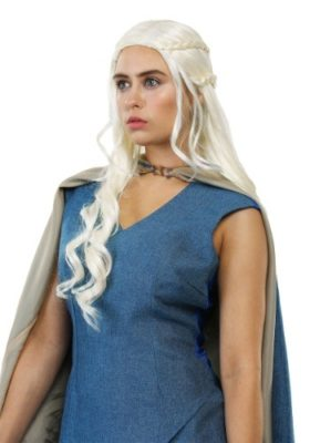 Dragon Queen Wig Game of Thrones
