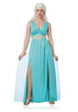 Daenerys Targaryen Mother of Dragons Costume Game of Thrones