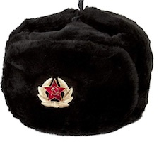 GLOW Costume Ruth Russian Hat