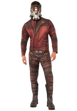 Guardians of the Galaxy Deluxe Star Lord Costume