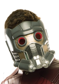 Guardians of the Galaxy Star Lord Costume Mask for adults