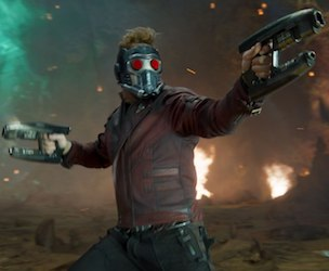 Guardians of the Galaxy Adult Star Lord Costume