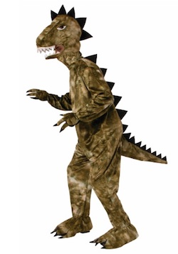 Halloween Dinosaur Costume for Kids and Adults
