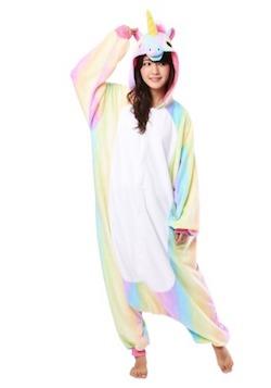 Magical Unicorn Costume for Adults and Kids - kigurumi
