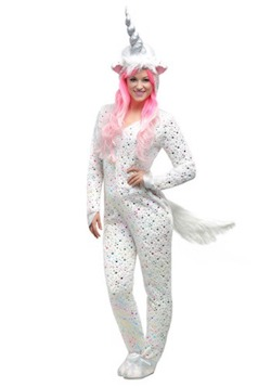 Magical Unicorn Costume for Adults and Kids - onesie