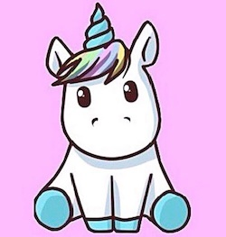 Magical Unicorn Costume for Adults and Kids