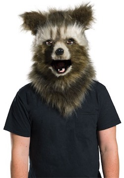 Rocket Raccoon Fur Mask