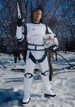 Star Wars Force Awakens Finn Costume - Stormtrooper