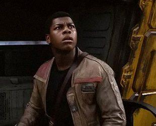Star wars Force Awakens Finn Costume