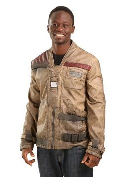 Star Wars Force Awakens Finn Costume - Jacket
