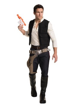 Star Wars Han Solo Costume