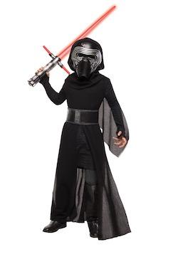Deluxe Kylo Ren Costume for Kids