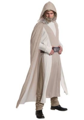 Star Wars The Last Jedi Luke Skywalker Costume for Adults