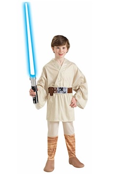 Star Wars Kids Luke Skywalker Costume