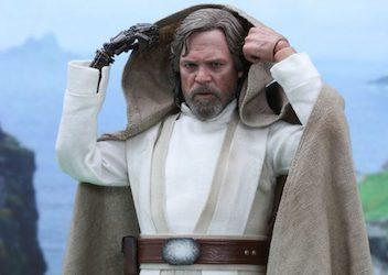 Star Wars The Last Jedi Luke Skywalker Costume for Adults