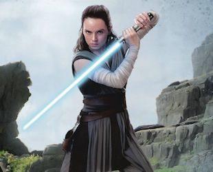 Star Wars The Last Jedi Rey Costume for Kids