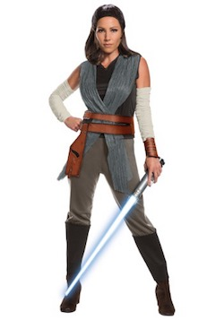 Star Wars The Last Jedi Rey Costume for Adults