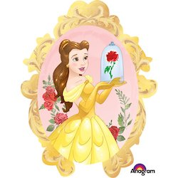 Beauty and the Beast party decorations balloons - belle balloon