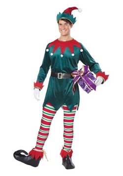 Christmas Adult Elf Costume Ideas for Men and Women
